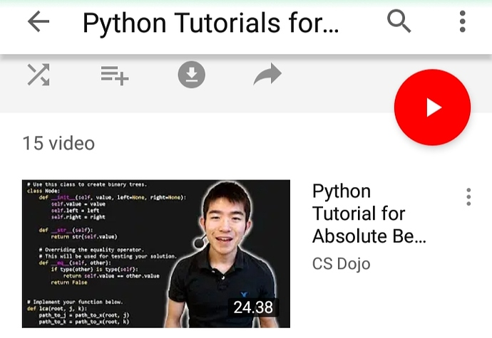 Python for beginner - Python - The freeCodeCamp Forum