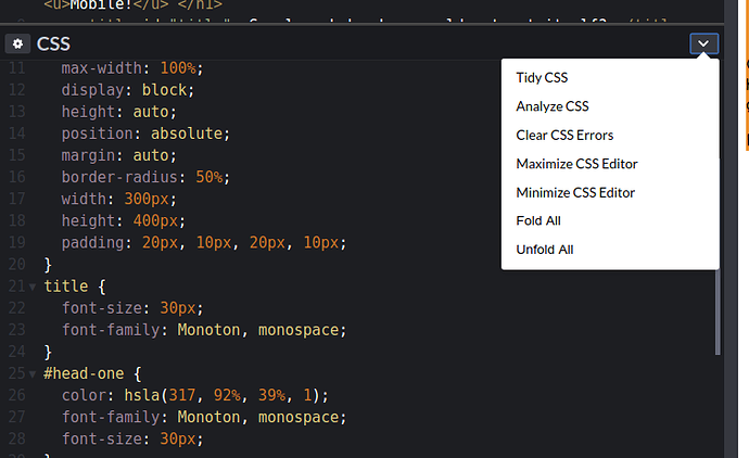 Having trouble with my new project - HTML-CSS - The