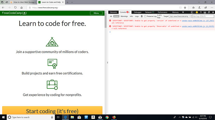 Login issues on free code camp - Support - The freeCodeCamp Forum