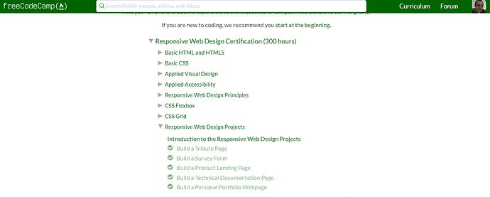 Help With Claiming Certifications For Responsive Web Design Programming Help The Freecodecamp Forum