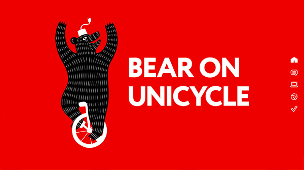 bear-on-unicycle