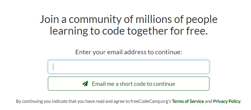 Account issues With Login - Support - The freeCodeCamp Forum