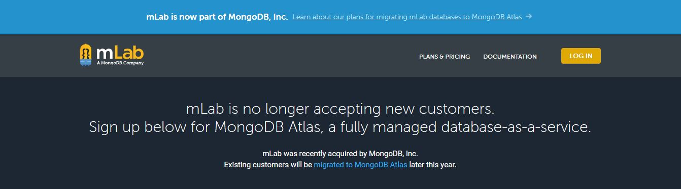 How to continue with Apis and Microservices's MongoDB and