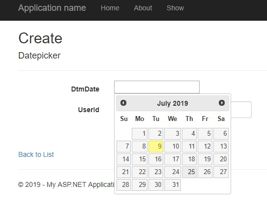 Populating jQuery UI datepicker with specific dates - JavaScript