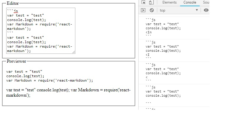 Markdown library question - JavaScript - The freeCodeCamp Forum